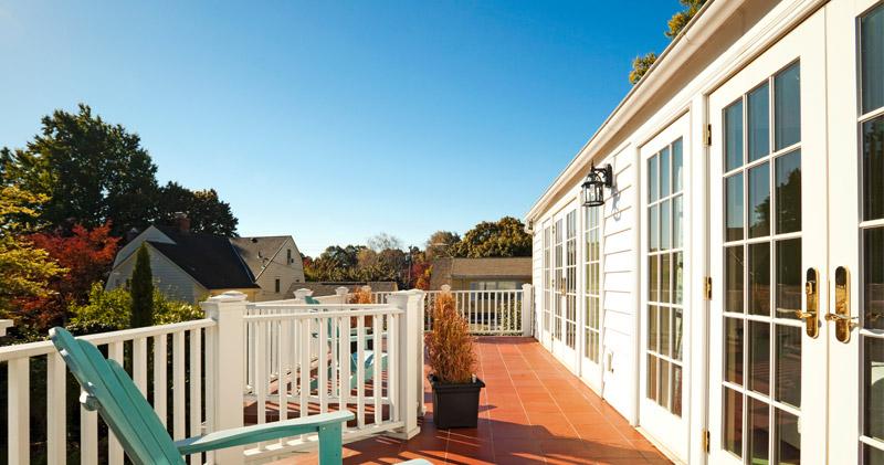 Serramenti, balconi e staccionate